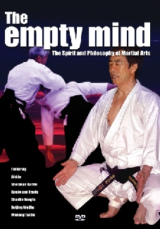 [The Empty Mind DVD Cover]