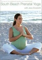 [Prenatal Yoga DVD Cover]