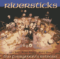 Riversticks / 'Ferryman's Release CD'